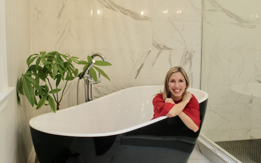 Home, Sweet Home in my Bathroom
